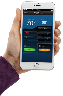 Mobile app security systems in Los Angeles, CA
