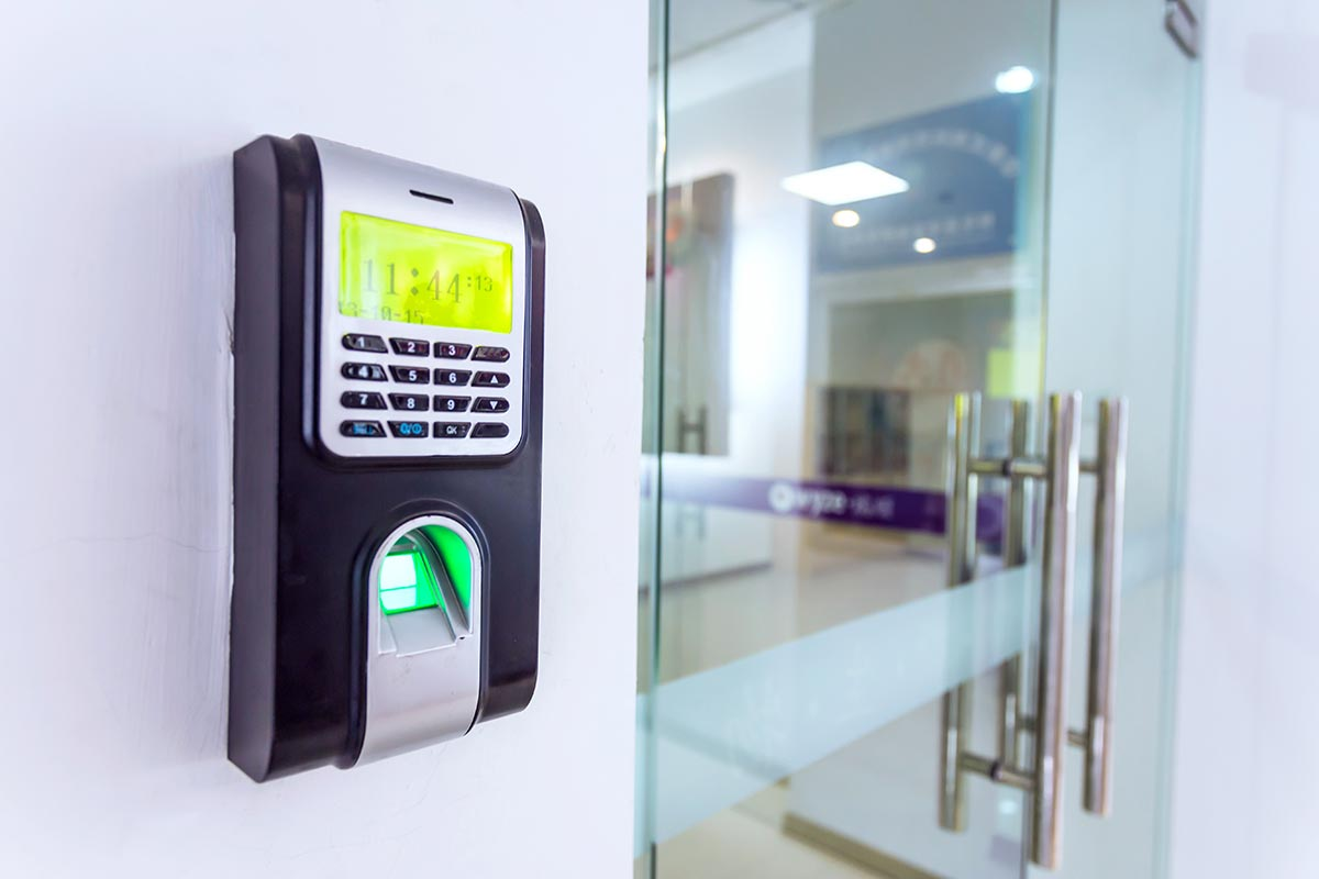Commercial security system