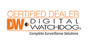 Certified Dealer: Digital Watchdog