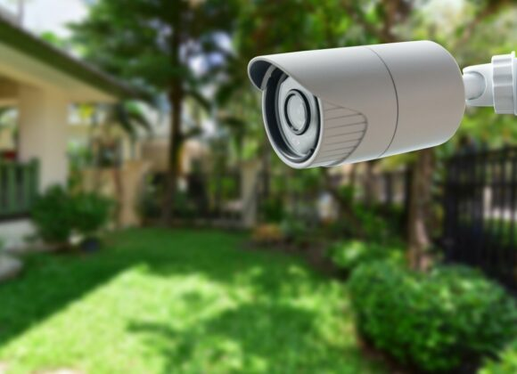 Surveillance Camera in Commerce, CA, Long Beach, Los Angeles